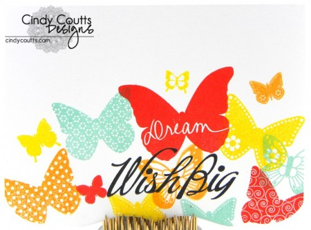 Dream & Wish Big Card
