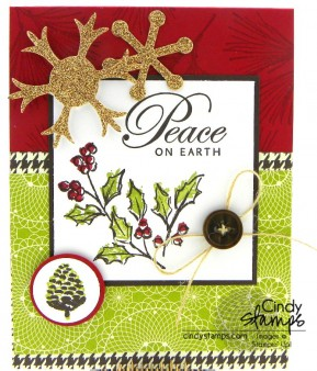 Peace on Earth Card 2