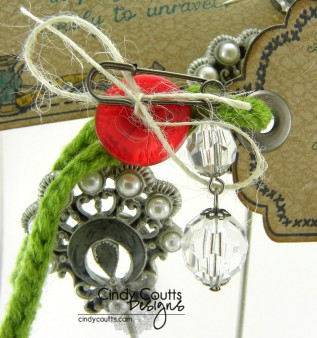 Prayer Tags Embellishment 2