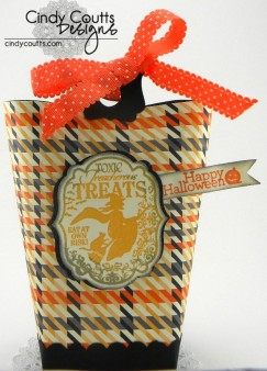 Halloween Treat Bag 2
